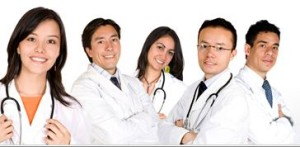 Dr. Pam with team of gynecologist experts-menopause