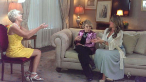 Dr. Pam and Joan Rivers discuss menopause-Dr Pam-America's menopause Romance DoctorAmerica's Menopause Romance Doctor-6